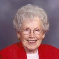 Elsie Irene  Williams