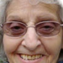 Gloria May Wegelt