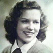 Mrs. Maxine Lenone (Smoak) Sander