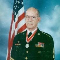 CSM (Ret) Harold George Baxter