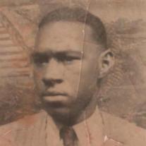 "Mr. James ""Popa Joe"" C. Palmer"