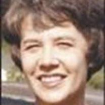 Mrs June Elizabeth Geissler