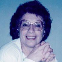 """Elizabeth """"Betty"""" Jane McKowen"""