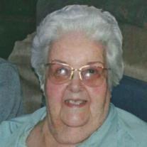 Mrs. Annie Jones Aldridge