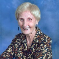 Margaret  Joan Emily Lambourne
