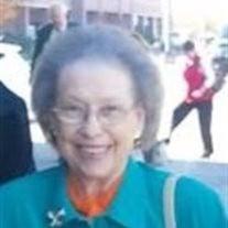 Mrs. Sarah Scott McKinley