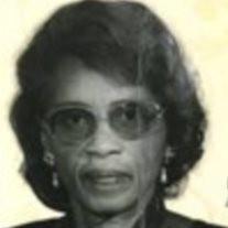 Mrs. Jeweline McIntosh
