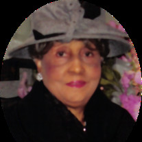 Ms. Lucy Farmer Gibson