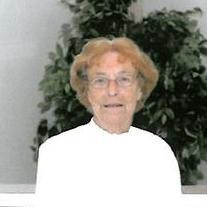 Mrs. Alma Alberta Dryden