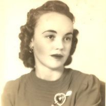 Mrs. Priscilla Buckner Vinson