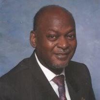 Rev. James William Moon Jr.