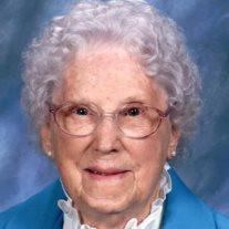 "Mrs. Elizabeth R. ""Sis"" Meadows"