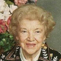 Betty Irwin Timmons