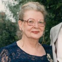 Mary Ann (Bland) Beverly