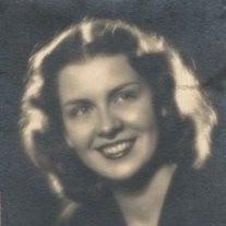 Dorothy Eileen (Dunbar) Spangler