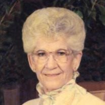 Mrs. Rachel E. Mounsey