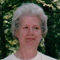 Christine Allison Robertson