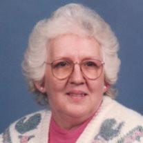 Jane Huffine McCrorey