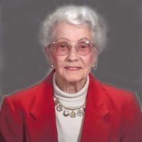 Hallie Guthrie Thomas