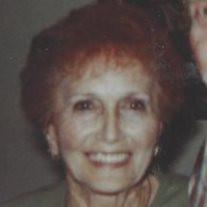 Mrs Mary Lee McKie