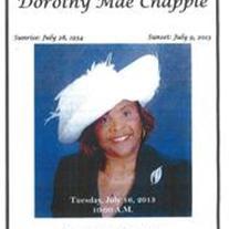 Dorothy Chapple
