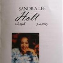 Sondra Holt