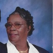Mrs. Gladys Roberson Hudson