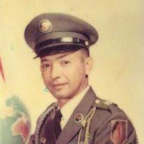 1SGT (Ret) Jose Delgado-Fuentes