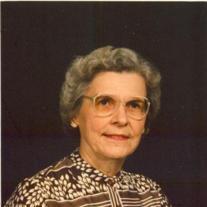 Mary June Saunders