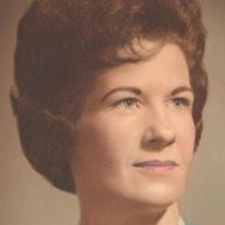 Mrs. Mary Lee Peebles