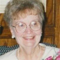 Martha  Evelyn Robey Mattox