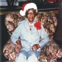 Mrs. Clara M. Smith