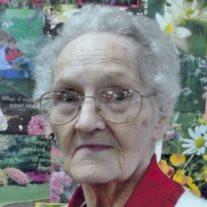 Alberta Frances Rowley