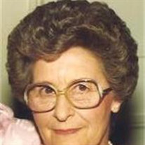 Thelma Mae (Moser) Ingraham