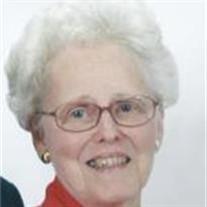 """Frances P. """"Pat"""" Currier"""