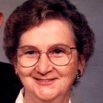 Mrs. Betty Todd Mann