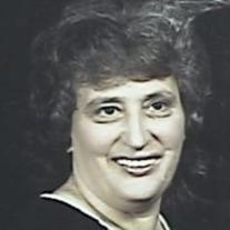 Angeline Susie Pargeon