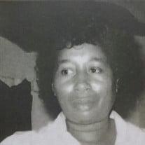 Mrs. Olevia Mack