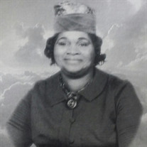 Mrs.  Minnie Pearl Holland-Shaw