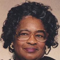 Mrs. Yvonne Manley