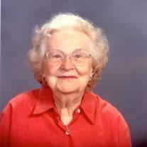 """Mrs. Helen """"Betty""""  Kurtz"""