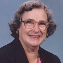 Shirley M. Brashear