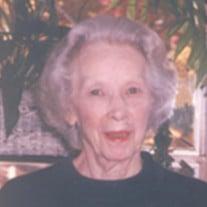 Mrs. Marguerite Taylor McLoughlin