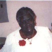 Mrs. Odessa Garner Brown
