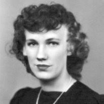 Melva Louise Hamp Wilkes