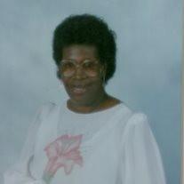 Mrs. Mary  E.  Hopkins Robbins