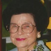 Mrs. Mildred Watkins Wilson