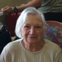 Mrs Jean Gwendolyn McCabe