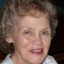 Mrs. Barbara Evelina Savage