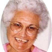 Thelma Johnson Pennington Holbrook